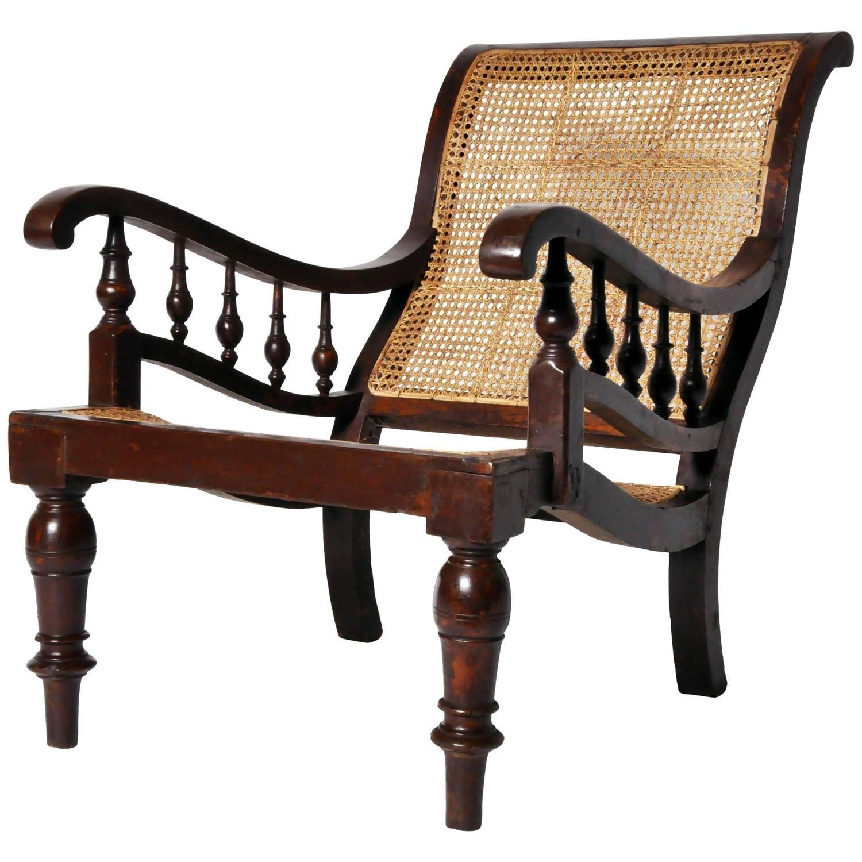 1500x1500 British Colonial Planter's Chair British Colonial, Art Furniture
