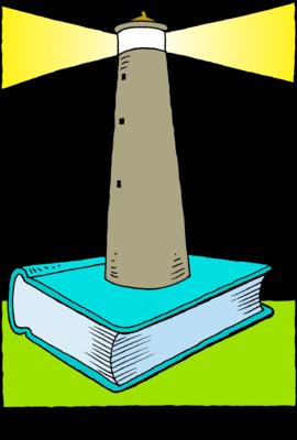 270x400 Image Lighthouse Built On Top Of Bible Bible Clip Art