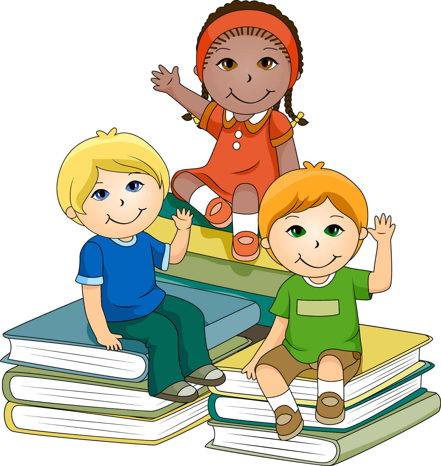 1514x1600 Kid Reading A Book Clipart