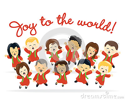 400x321 People Singing In A Choir Clipart Panda