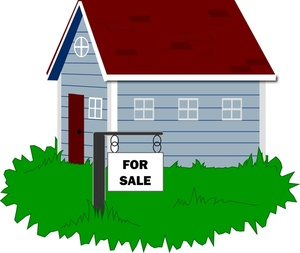 300x253 Free House For Sale Clipart Image