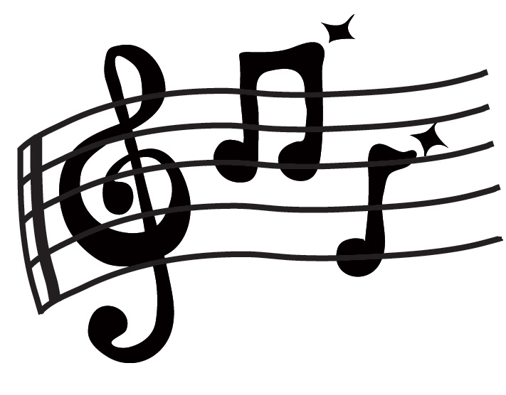 711x556 Music Notes Clipart Free Images 5