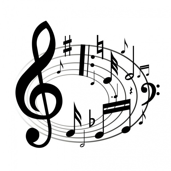 600x600 Musical Note Images Images Hd Download