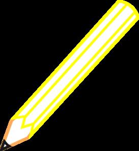 273x298 Pencil Clipart Pencil Outline
