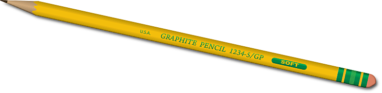 780x191 Free Clipart Of A Pencil