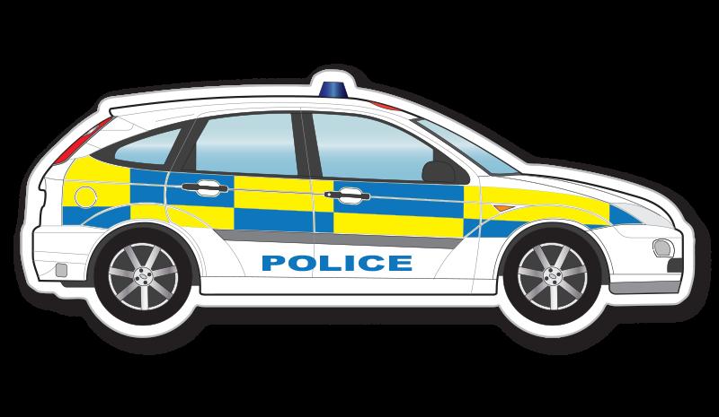 800x465 Police Clipart Police Car