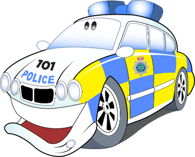 400x322 Uk Police Car Clipart
