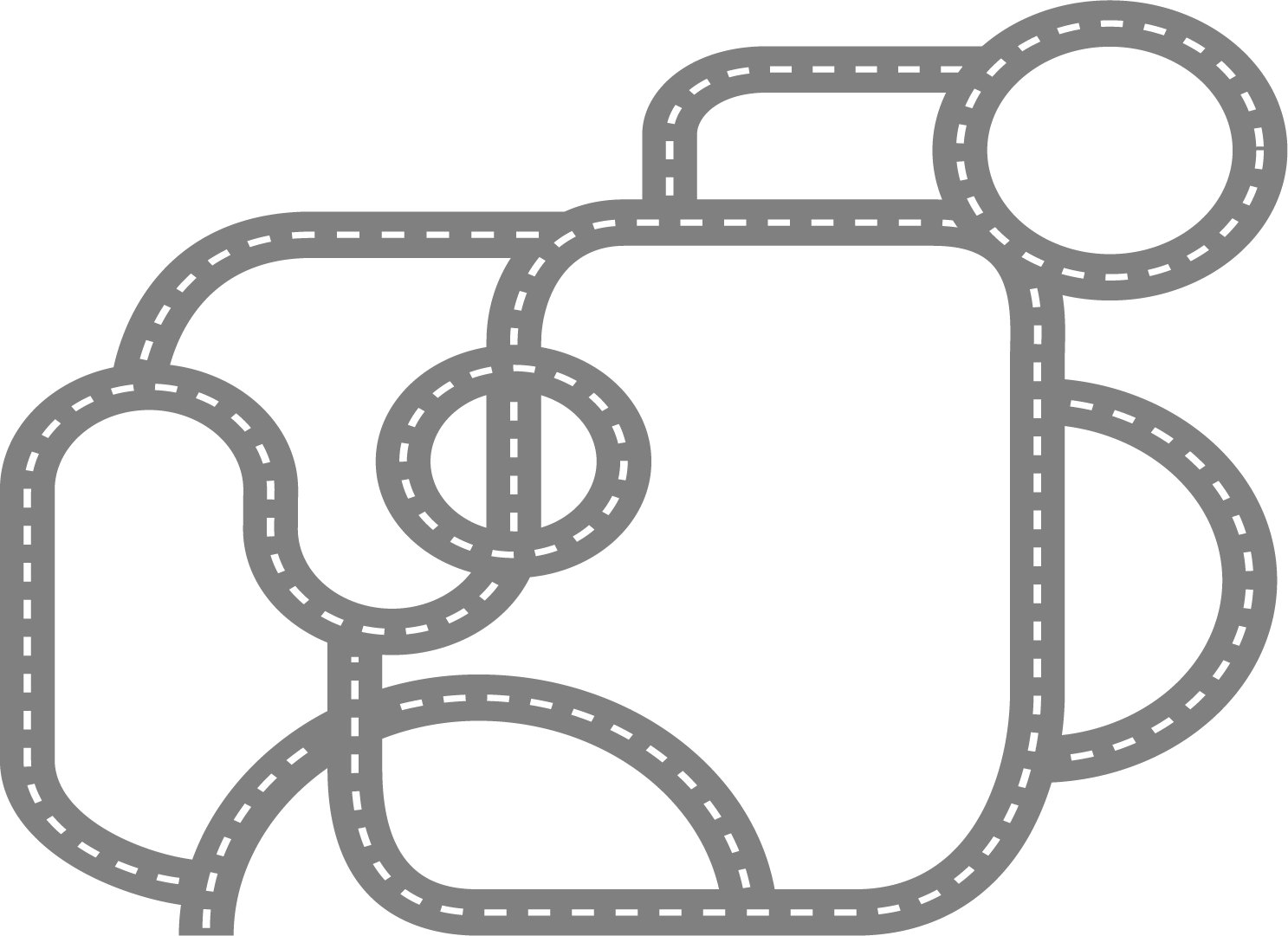 1487x1081 Race Track Clipart
