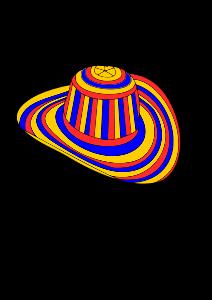 212x300 Sombrero Png Clip Arts, Sombrero Clipart