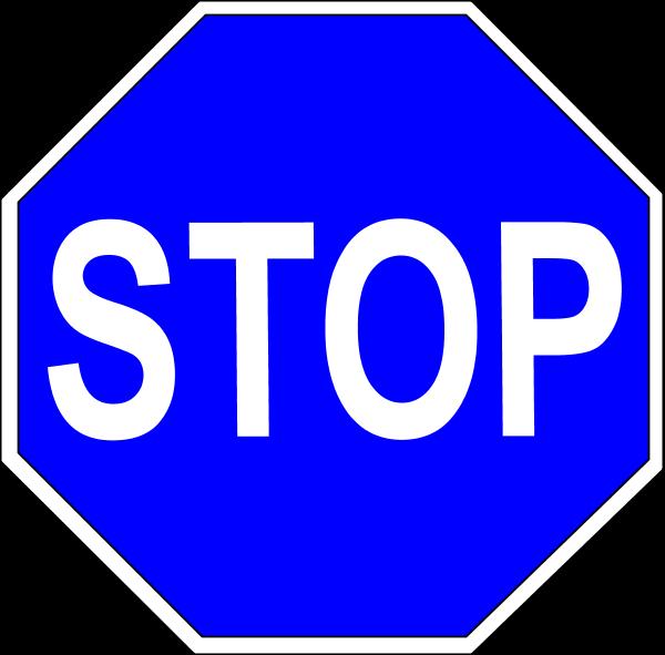 600x591 Free Stop Sign Clip Art 4
