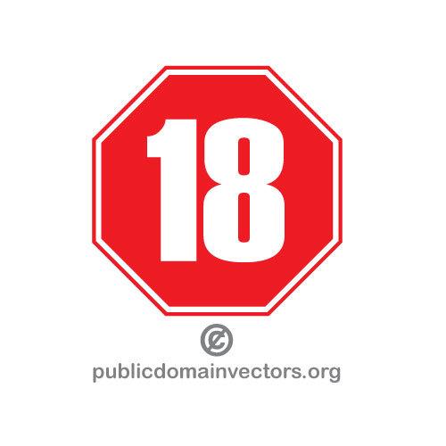 500x500 8500 Stop Sign Clip Art Public Domain Vectors