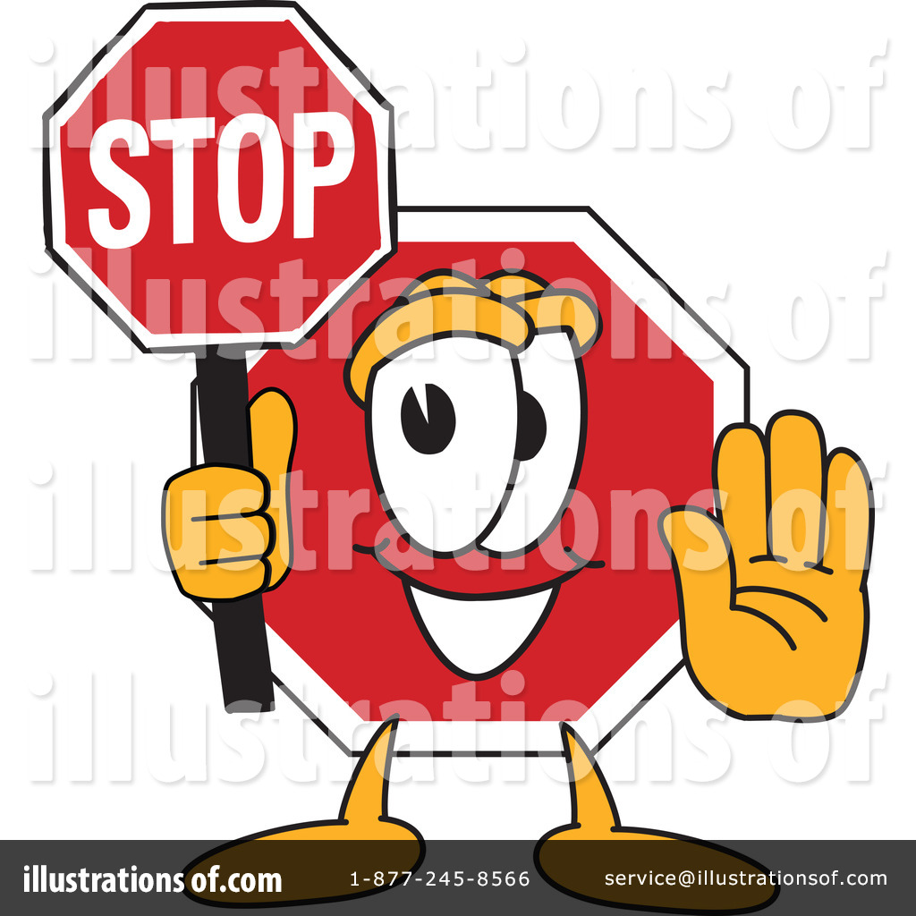 1024x1024 Stop Sign Clipart