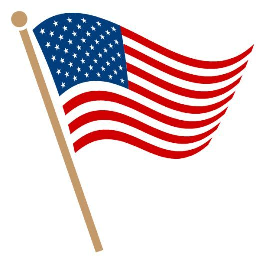 520x520 Best American Flag Clip Art Ideas American Flag