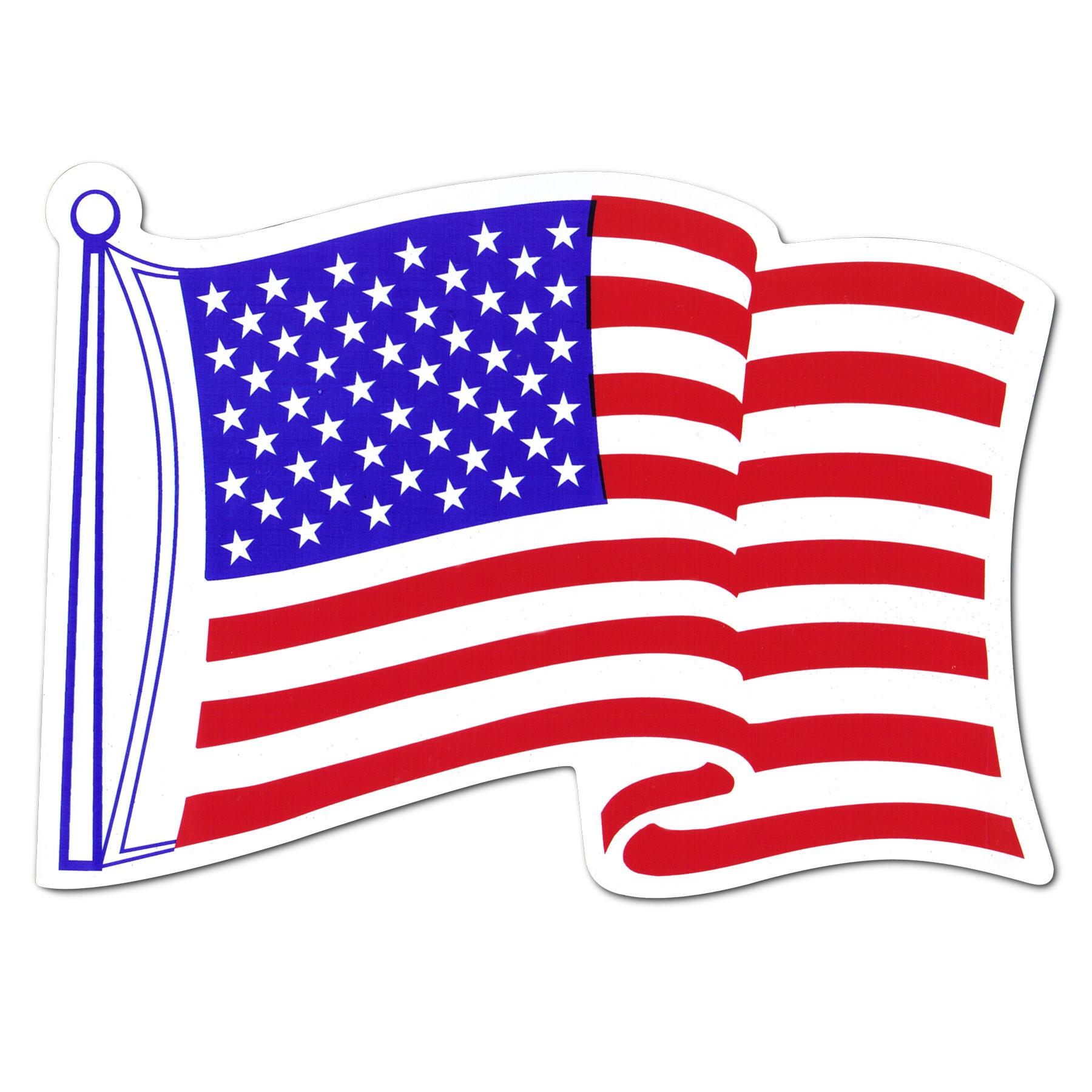 1800x1800 American Flag Clipart