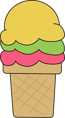278x500 Ice Cream Cone Clipart Kid 3