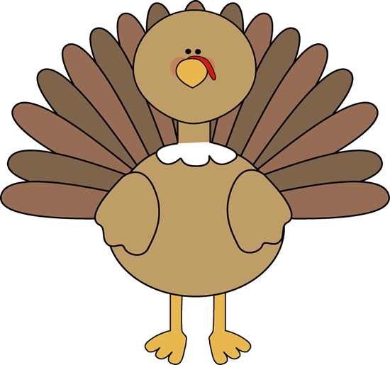 550x515 Clipart Of Turkeys