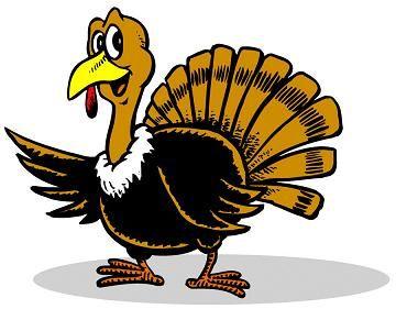 360x281 Images Of Cartoon Turkeys