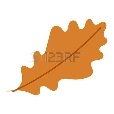 450x450 Autumn Leaf On White Background. Autumn Leaf Autumn Season