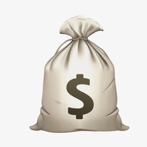 500x500 Money Bag Material, Purse Material, Free To Pull, Material Png