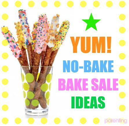 445x436 3 No Bake Recipes For Your Bake Sale Bake Sale Ideas, Bake Sale