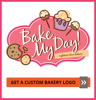 325x337 Bakery Logo 4 Cupcakes Bakery Logo, Bakeries And Logos