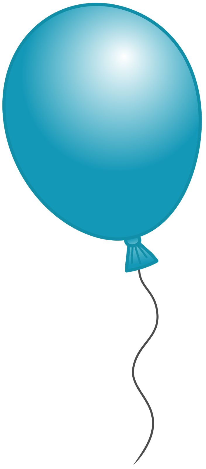 705x1600 Balloon No Background Clipart