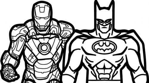 Free Download Best Pictures Of Batman To Color On ClipArtMag.com