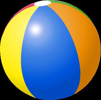333x329 Images Of Beach Balls
