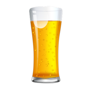 288x288 Beer In A Glass Drawing Cc 5 6 7 8 Dancing My Way To A Clipart