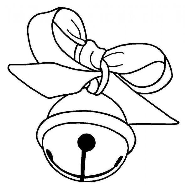 590x600 Bell Clipart Jingel