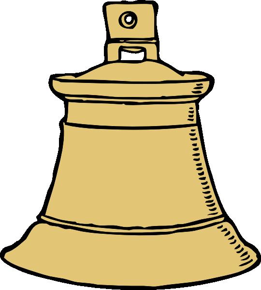 540x598 Church Bell Clipart