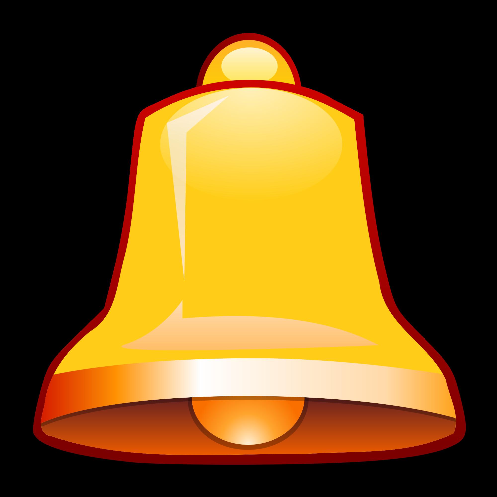 2000x2000 School Bell Clip Art 3