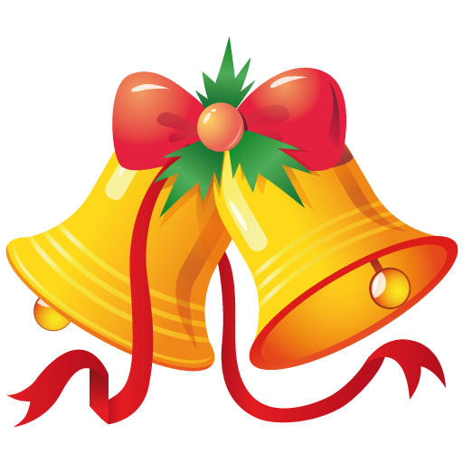 512x512 Christmas Bell Icon Iconshow