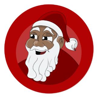 324x324 Santa Claus Costume Invitations Amp Announcements Zazzle