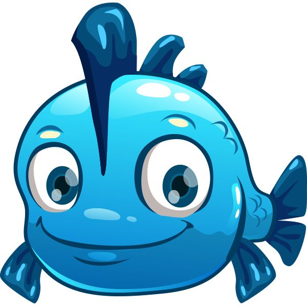 600x600 Best Fish Emoji Ideas Scary Fish, Underwater