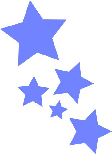 Pictures Of Blue Stars