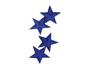 340x270 Blue Stars Etsy