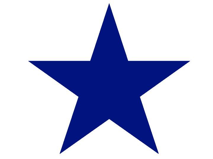 720x540 Falling Stars Clipart Blue Star