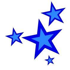 236x238 Falling Stars Clipart Shining Star