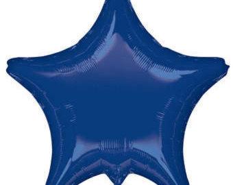 340x270 Navy Blue Stars Etsy