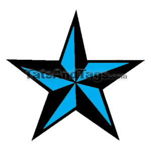 300x300 Star Temporary Tattoos Patriotic Stars By Custom Tags