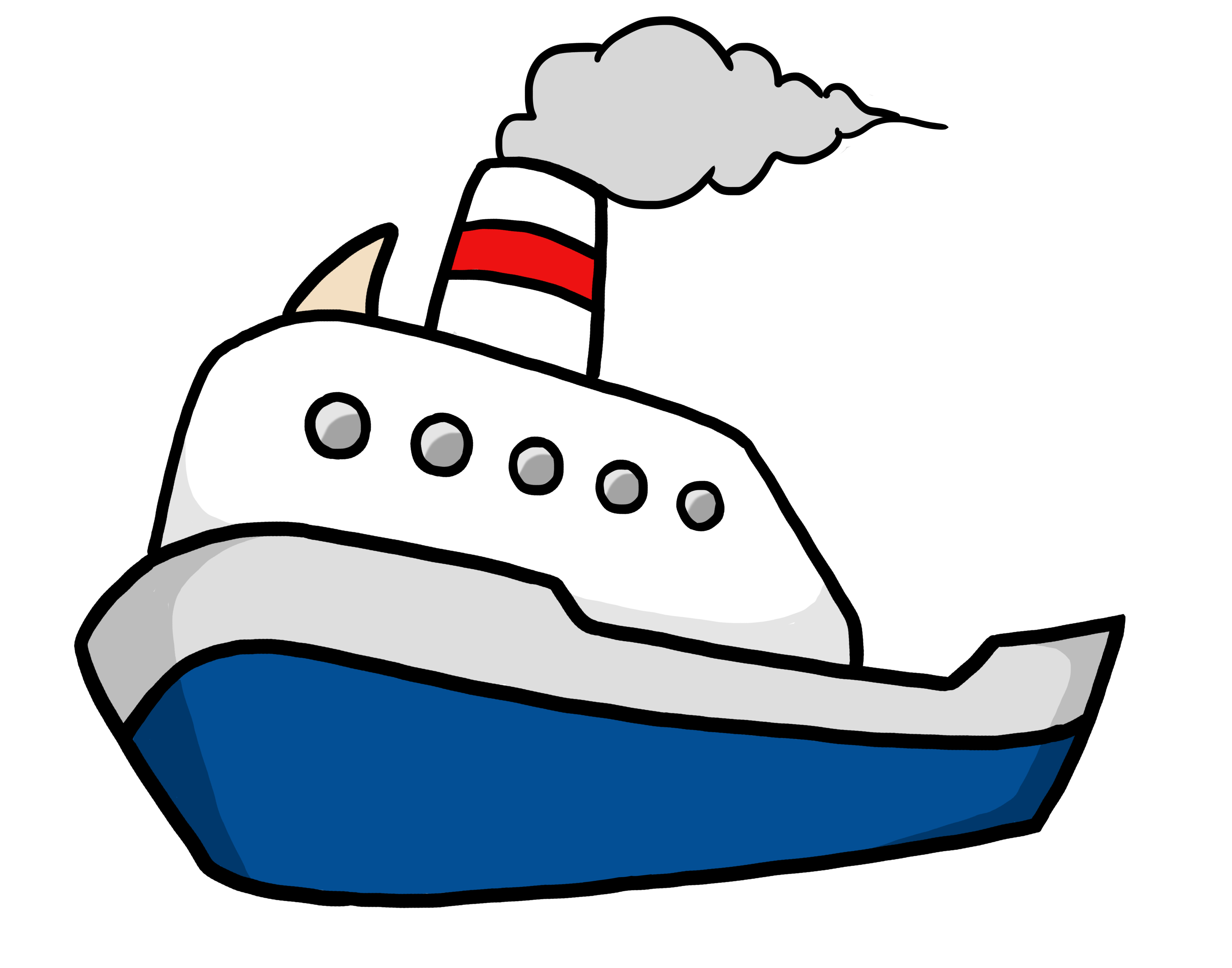 4000x3142 Boats Clipart Many Interesting Cliparts