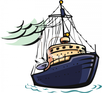 350x318 Clipart Ships Free