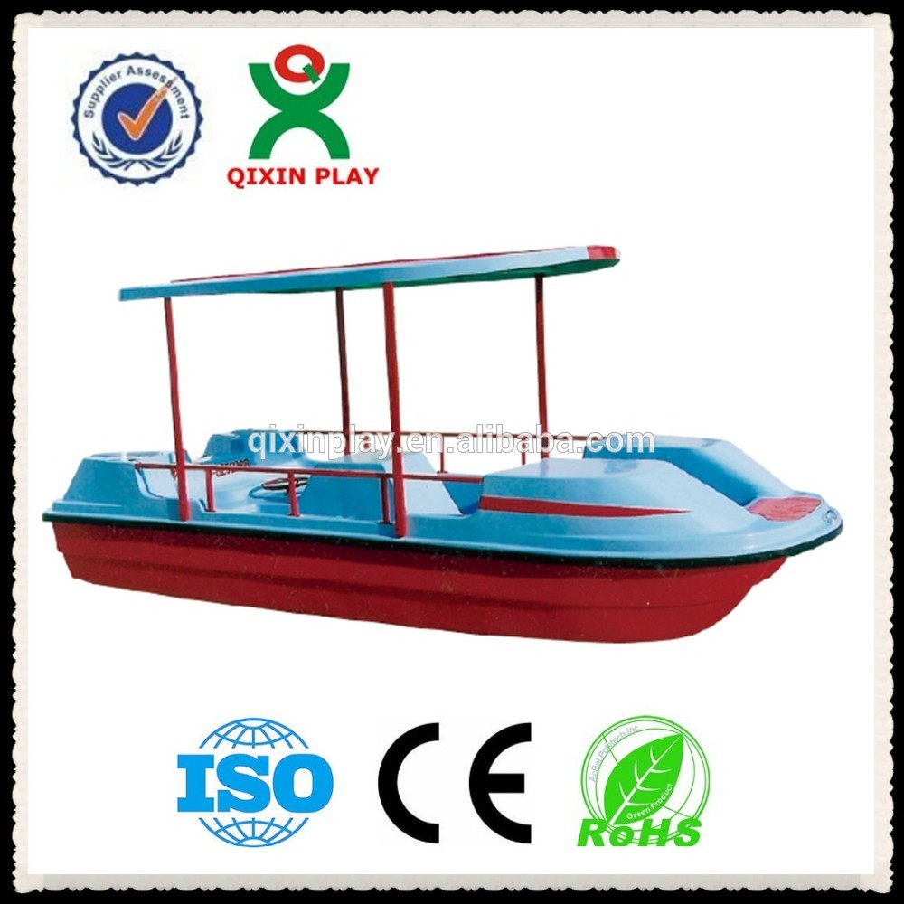1000x1000 Sightseeing Boat Hard Plastic Fishing Boats For Lakewater Park(Qx