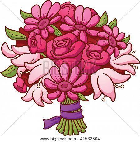450x456 Bouquet Clipart Floral Bouquet