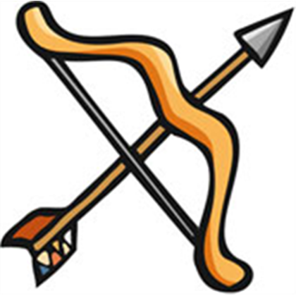 420x420 Clipart Bow And Arrow