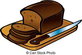 288x194 Bread Clipart Brown Bread