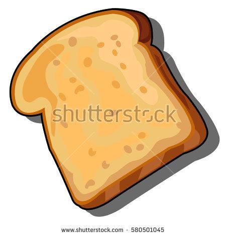 450x470 Bread Clipart Toast Bread