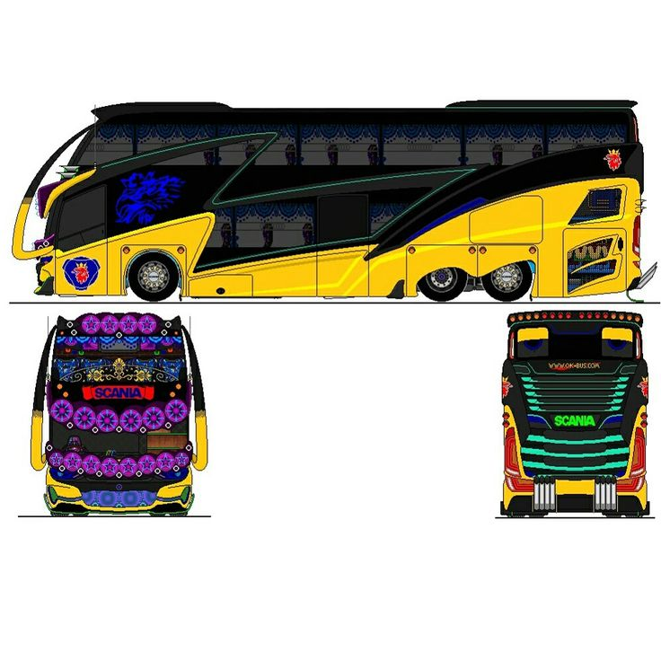 Pictures Of Busses