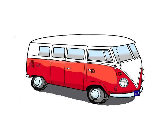 650x563 73 Best Volkswagon Campers Images Cartoons, Campers